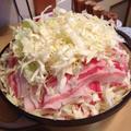 和洋中、好きな味で。「細切りキャベツの重ね鍋」。 by イェジンさん