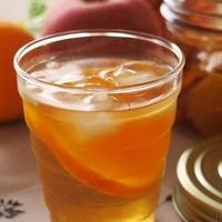 オレンジ&リンゴのフルーツブランデー♪