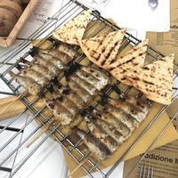 """ボローニャの魚料理が美味しいレストラン""""Osteria Bartolini オステリア バルトリーニ"""""""
