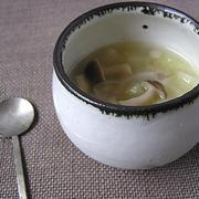冬瓜の鶏そぼろスープ by toumonさん