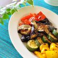 かな姐さんの作り置きレシピ☆彩り野菜のマリネ