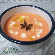 スパイシー キャロットスープ