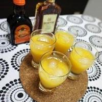 ディサローノオレンジと、ティフィンオレンジ