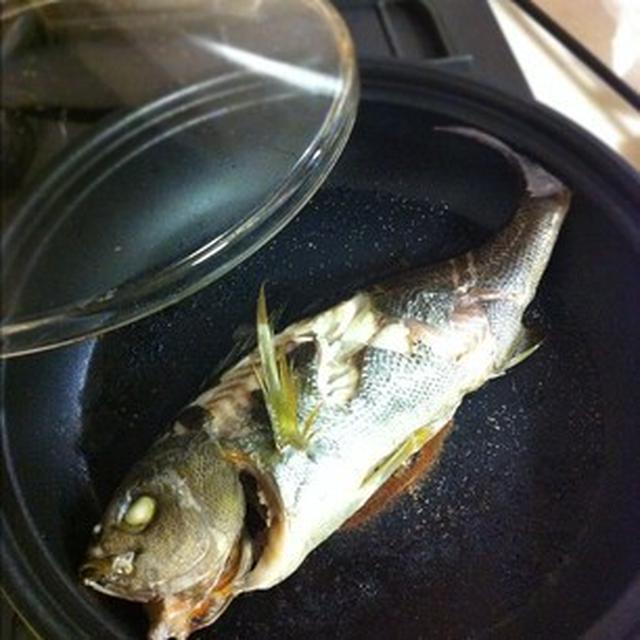 子供たちが大絶賛♪タジン鍋で簡単!「いさきの酒蒸し」&ウチの食育。