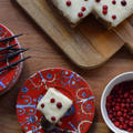 ★recipe★ Mjuk Pepparkaka i långpanna(ジンジャーブレッド風味のケーキ)
