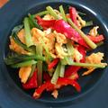 タイ風シーズニングで小松菜の炒め物