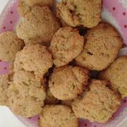 おからクッキー(卵、油なし)