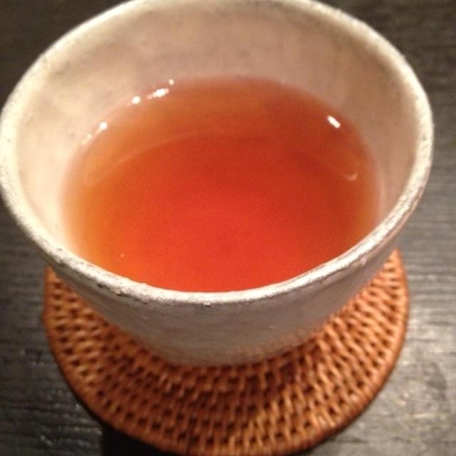 シナモンと生姜のお茶 (スジョングワ)