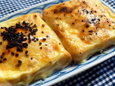 【糖質オフ】魚焼きグリルで作る厚揚げピザのレシピ