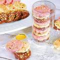バレンタインのカリカリチョコレート&ラッピング(簡単♪ザラメ糖とナッツでクリスピー食感)