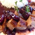 鴨とさくらんぼのおいしい関係♡鴨肉の焼き方も徹底解説します!