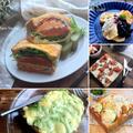 トーストレシピ10選♡