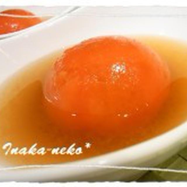 【冷やしトマト~おでん風~&・・・♪】