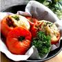 肉汁ジュワ~で旨味アップ!色々な野菜で作れる「#肉詰め」フォト