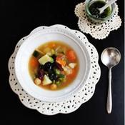 スープ・オ・ピストゥ(soupe au pistou)