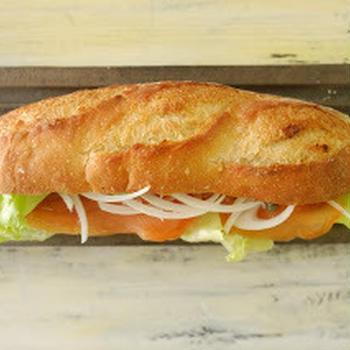 夏に焼いたパンたち。