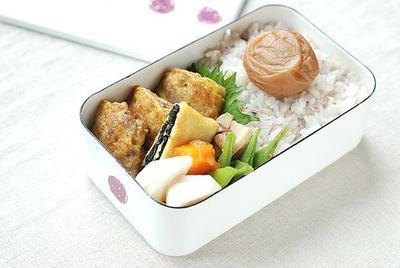 ◆豚小間の黄金焼き弁当