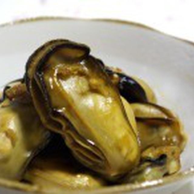 巨大!?岩牡蠣のオイスターソース炒め