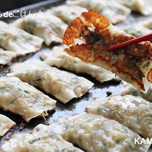 休日にはホットプレート1つで楽しもう♪かめ代さんの中華パーティレシピ