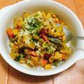 煮込まず簡単!ヘルシー野菜たっぷりドライカレー