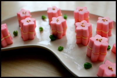 ひな祭りやお花見に♪桜のチーズはんぺん