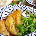 ◆(モニターレシピ)手羽先のレッドカレー煮♪~ゆるやか糖質制限中♪ by fellowさん