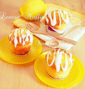 ♡HMで簡単♪レモンマフィンの作り方♡