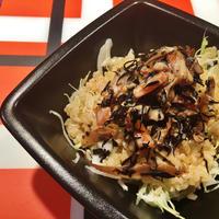 ひじき煮とキャベツのグレインズサラダ