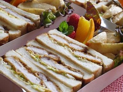 >ポークカツと春キャベツのトーストサンド by Mituru Kitaokaさん