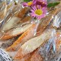 ■自家製保存食 続・スイーツレシピ【今回はオレンジの皮でアンゼリカ】