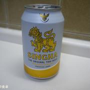 SINGHAビールから始まる夕食♪