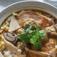 「豆腐入り肉団子鍋(レシピ)」とおつまみいろいろ
