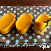 【簡単おやつ】卵、乳製品不要。材料4つ!豆乳かぼちゃようかん