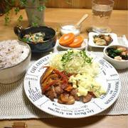 【レシピ】旨ダレポークソテーのタルタル添え✳︎ご飯のおかず✳︎ボリュームおかず✳︎朝ごはんとお弁当。