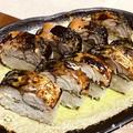 【手作り】塩サバフィレで簡単♪焼き鯖寿司*郷土料理