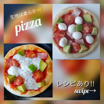 バルミューダで焼いたpizzaが美味しい!