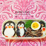 お弁当作り(4日分)の記録/My Homemade Lunchbox/ข้าวกล่องเบนโตะที่ทำเอง