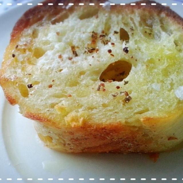 トースト レシピ ガーリック