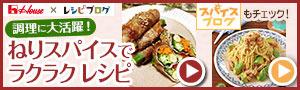 ねりスパイスの料理レシピ