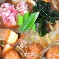 <みそバタちゃんこ鍋> by 槙 かおるさん