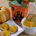 さつまチップス&かぼちゃクリーム♪ by kaana57さん