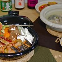 斬新なお鍋も登場☆【女性限定!日本酒とお鍋を美味しく楽しむ会】