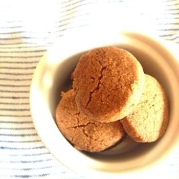 さくほろココアクッキー