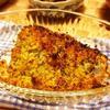 サバのパン粉オーブン焼き