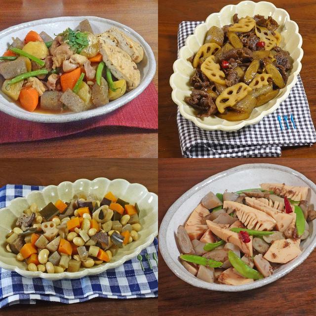 こんにゃくを使った 食物繊維たっぷりレシピ4選