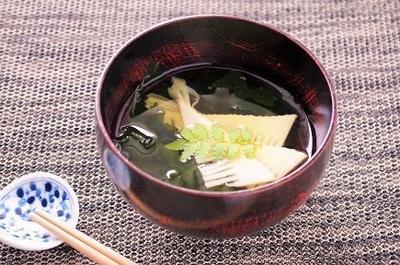 春の味覚!若竹汁