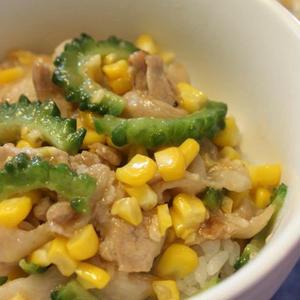 ゴーヤをたっぷり食べられる!夏に作りたいおすすめ丼レシピ