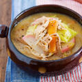 食べ過ぎのリセットに♪麺なしでも大満足♪『ちゃんぽん風おかずスープ』