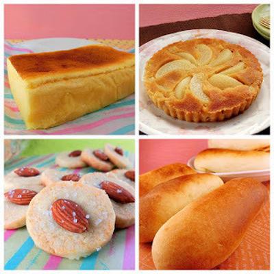 初めてのお菓子作りでもOK!オーブントースターで手軽に焼けるお菓子4品