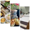 昨日のレッスン用ランチはフープロで手軽に海老グラタン~レッスンは胡桃パンetc・・・ by pentaさん